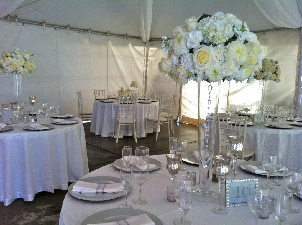 Extra Large Wedding Centerpiece
